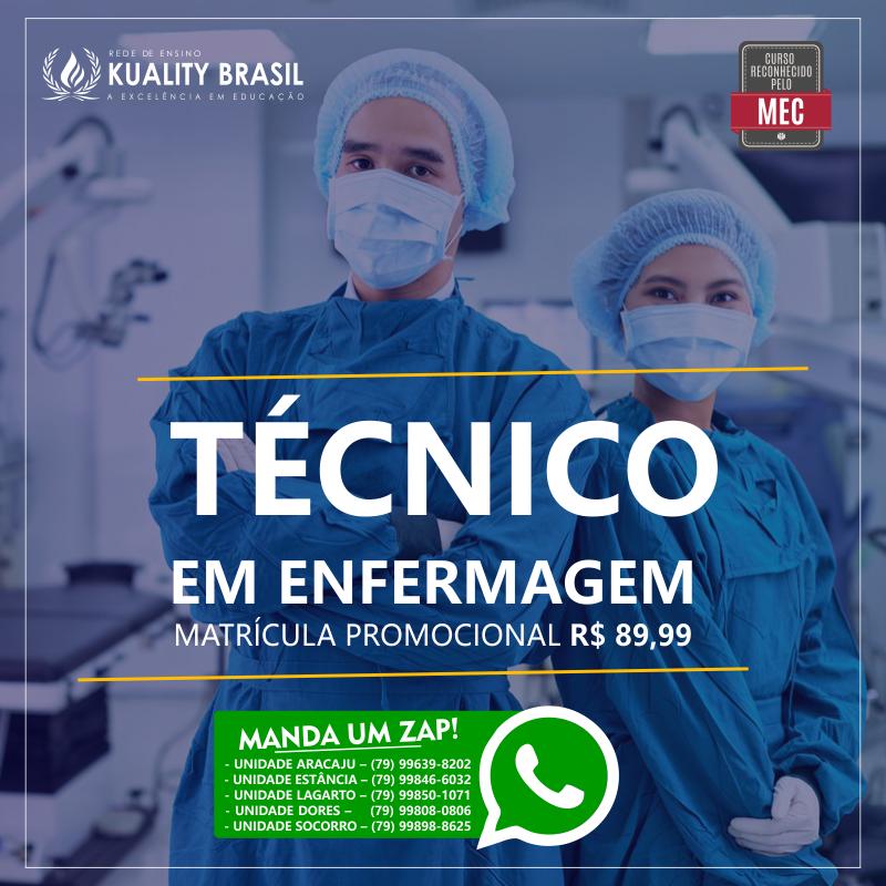 TURMAS DE AGOSTO - KUALITY BRASIL